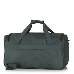 Travel bag, grey-orange, 56-3S-466-01, Photo 1