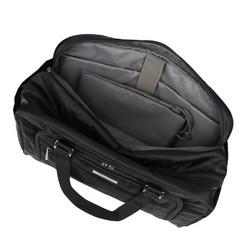 Torba podróżna wielofunkcyjna z miejscem na netbooka, czarny, 56-3S-705-10, Zdjęcie 1