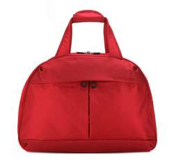 Travel bag, red, 56-3-112-30, Photo 1