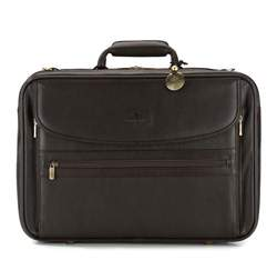 Travel bag, dark brown, 02-3-163-4, Photo 1
