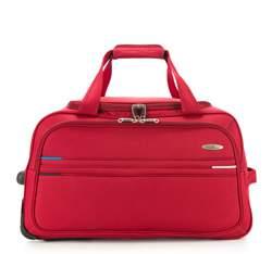 Torba podróżna, czerwony, V25-10-478-30, Zdjęcie 1