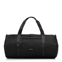 Large holdall bag, black, 56-3S-936-10, Photo 1