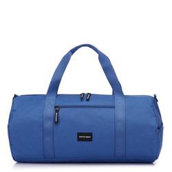 Torba podróżna basic duża, niebieski, 56-3S-936-95, Zdjęcie 1