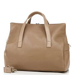 Bag, beige, 92-3P-502-5, Photo 1