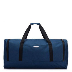 Torba podróżna melanżowa duża, niebieski, 56-3S-943-95, Zdjęcie 1