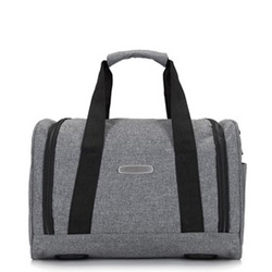 Small travel bag, grey, 56-3S-941-00, Photo 1