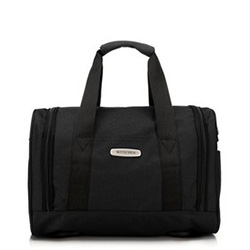 Small travel bag, black, 56-3S-941-10, Photo 1
