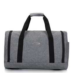 Medium-sized travel bag, grey, 56-3S-942-00, Photo 1
