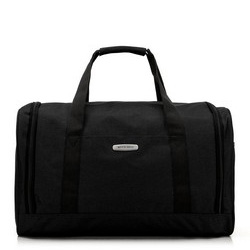 Medium-sized travel bag, black, 56-3S-942-10, Photo 1