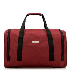 Medium-sized travel bag, burgundy, 56-3S-942-35, Photo 1
