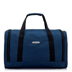 Medium-sized travel bag, blue, 56-3S-942-95, Photo 1