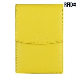 Wallet, yellow, 14-3-100-Y, Photo 1
