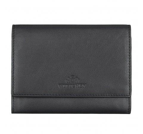 Wallet, black, 14-3-110-5, Photo 1