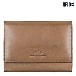 Wallet, light brown, 14-3-110-5, Photo 1
