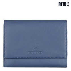 Wallet, navy blue, 14-3-110-N, Photo 1