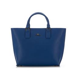 Torebka damska, niebieski, 36-4-073-N, Zdjęcie 1