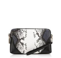 Женская сумка Wittchen 84-4E-102-8, бело-черный 84-4E-102-8