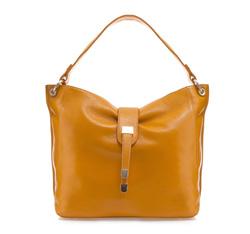 Женская сумка Wittchen 84-4E-104-Y, желтый 84-4E-104-Y