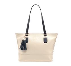 Женская сумка Wittchen 84-4E-106-07, кремовый 84-4E-106-07