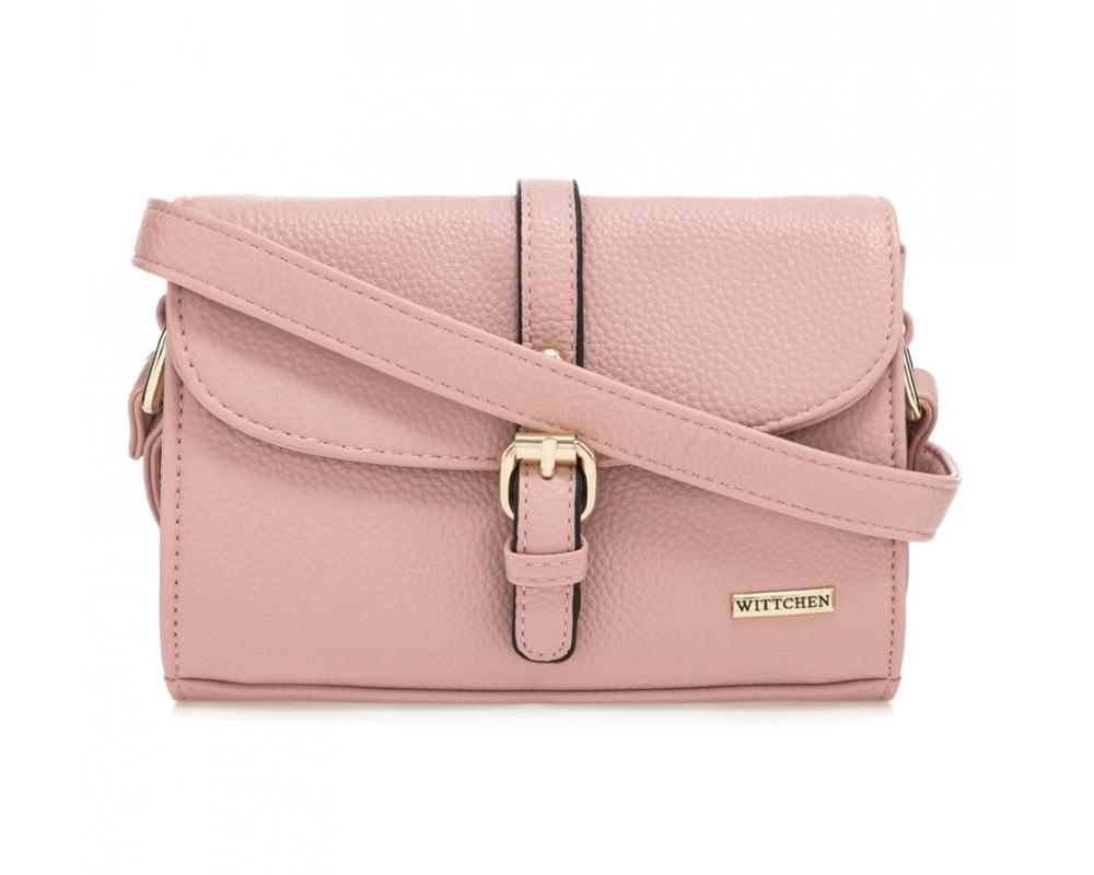 Купить Сумка из экокожи Wittchen 84-4Y-112-P, розовый, Германия