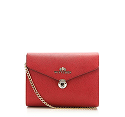 Clunch bag, red, 85-4-447-3, Photo 1