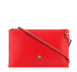Women's handbag, red, 85-4-638-3, Photo 1