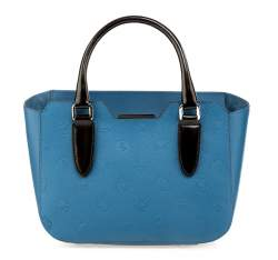 Torebka damska, niebieski, 85-4E-004-Z, Zdjęcie 1