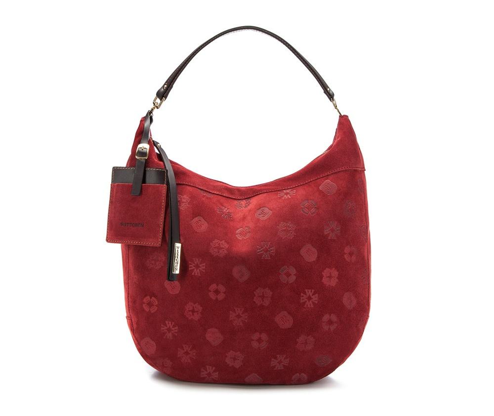 Сумка кожанаяСумка из коллекции Elegance. Основное отделение на молнии. Внутри карман на молнии и открытый карман для мелких предметов. Дополнительно съемная ручка и съемный, регулируемый плечевой ремень.<br><br>секс: женщина<br>материал:: Натуральная кожа<br>тип:: через плечо<br>высота (см):: 37<br>ширина (см):: 44<br>глубина (см):: 10<br>вмещает формат А4: да<br>вес (кг):: 0,6