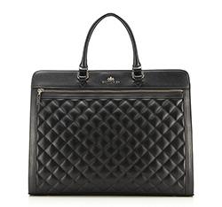 Tote bag, black, 85-4E-367-1, Photo 1