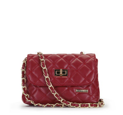 Cross body bag, red, 85-4Y-107-3, Photo 1