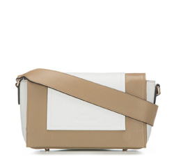Flap bag, beige-white, 86-4E-200-9, Photo 1