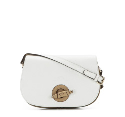 Saddle bag, white-beige, 86-4E-201-9, Photo 1