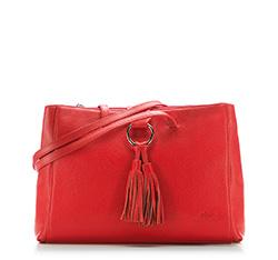 Torebka damska, czerwony, 86-4E-212-3, Zdjęcie 1