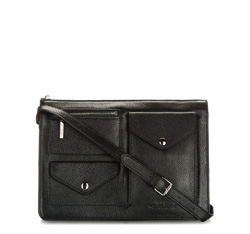 Shoulder bag, black, 86-4E-217-1, Photo 1