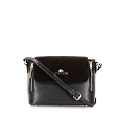 Shoulder bag, black, 86-4E-411-1, Photo 1