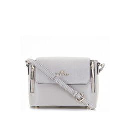 Shoulder bag, grey, 86-4E-411-8, Photo 1