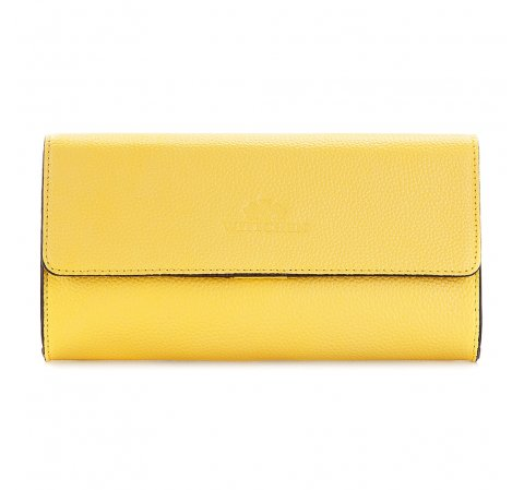 Torebka damska, żółty, 86-4E-433-Y, Zdjęcie 1
