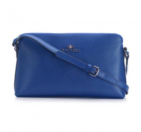 Torebka damska, niebieski, 86-4E-453-N, Zdjęcie 1