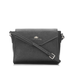 Cross body bag, black, 86-4E-455-1, Photo 1