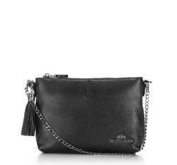Sling bag, black, 86-4E-456-1, Photo 1
