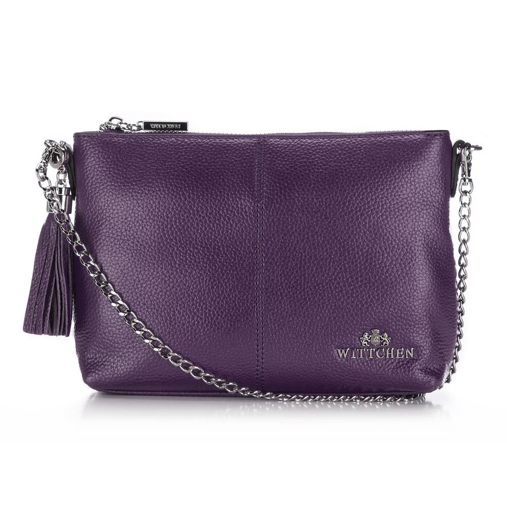 Купить Сумка женская Wittchen, Германия, фиолетовый
