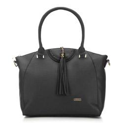 Tote  bag, black, 86-4Y-100-1, Photo 1
