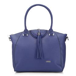 Torebka damska, niebieski, 86-4Y-100-N, Zdjęcie 1