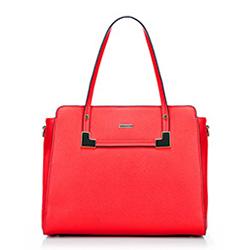 Tote bag, red, 86-4Y-105-3, Photo 1