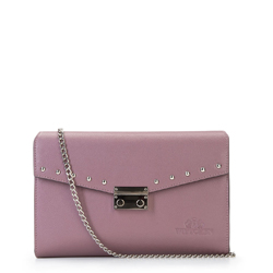 Clutch bag, violet, 87-4-161-F, Photo 1