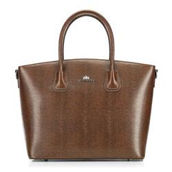 Shopper bag, brown, 87-4-313-5, Photo 1