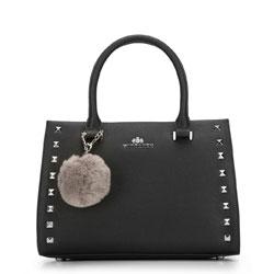 Tote bag, black, 87-4-555-1, Photo 1