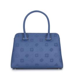 Torebka damska, niebieski, 87-4E-423-7, Zdjęcie 1