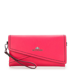 Clutch bag, pink, 87-4E-437-P, Photo 1