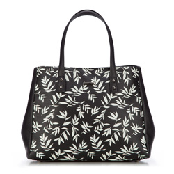 Tote bag, black, 87-4Y-572-1, Photo 1